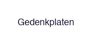 Gedenkplaten Beweging Vlaanderen Europa